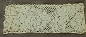 view Cooper Union Museum Lace Study Card digital asset number 1