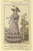 view Fashion Plate for Woman's digital asset number 1