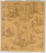 view Proof for textile: Don Quichotte [Don Quixote] digital asset number 1