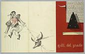 view Matador with Bull, Grill del Prado digital asset number 1