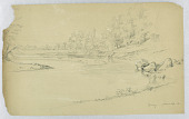view Saco River, Conway, New Hampshire digital asset number 1