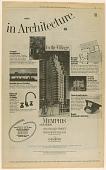view Memphis (Condominiums): New York Times Advertisement digital asset number 1