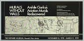 view Arshile Gorky: Murals without Walls. The Newark Museum digital asset number 1
