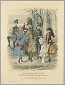 """view Fashion Plate from """"Le Moniteur de la Mode"""" digital asset number 1"""