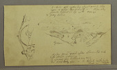 view Glacier, Bridge and House (Sketches from the Alps) digital asset number 1