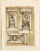 view Three tombs digital asset number 1