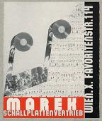 view Grammophone Marek / Schallplattenvertrieb, Wien digital asset number 1