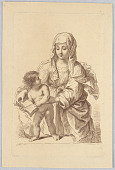 view Virgin and Child Holding a Book digital asset number 1