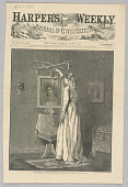 "view ""In Memoriam""—Decoration-Day, Illustration for Harper's Weekly (XVI, June 8, 1872, cover) digital asset number 1"