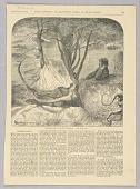 view Summer Days, Illustration for Every Saturday (I, September 10, 1870, p. 581) digital asset number 1