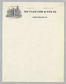 view The Tyler Tube & Pipe Co., Washington, Pennsylvania digital asset number 1