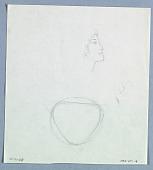 view Female Head, Left Profile digital asset number 1