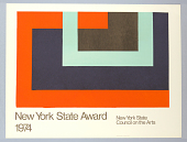 view New York State Award digital asset number 1