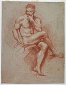 view A nude man digital asset number 1