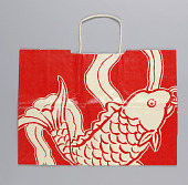 view Lord & Taylor Shopping Bag: Two Fish digital asset number 1