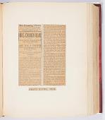 view Mrs. Church Dead (The Evening Press) digital asset number 1