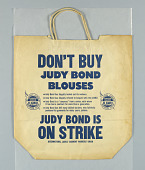 view International Ladies' Garment Workers' Union: Judy Bond digital asset number 1