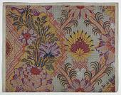 view Point-paper (mise-en-carte), Design for Woven Silk digital asset number 1