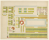 view The Little Model Maker: Horticultural Hall, Centennial International Exhibition 1876, Philadelphia digital asset number 1