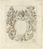 view Decorative Frame; verso: Frieze with Playing Children digital asset number 1