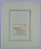 view A Child's History of Rome by Gordon King: Romulus and Remus digital asset number 1