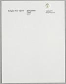view Westinghouse Letterhead digital asset number 1