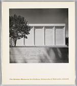 view The Sheldon Memorial Art Gallery, University of Nebraska, Lincoln digital asset number 1