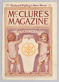 view Cover Design, Illustration for McClure's Magazine (Christmas edition, 1900) digital asset number 1