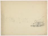 view West Shore of Lake Brienz, Switzerland digital asset number 1