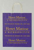 view Museum of Modern Art: Henri Matisse Retrospective digital asset number 1