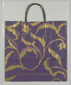 view Bergdorf Goodman: Christmas Bag digital asset number 1
