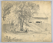view E. F. Miller in Parson's Garden, Columbus, Ohio digital asset number 1