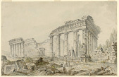 view Temple of Minerva, Athens, Greece digital asset number 1