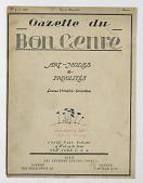 view Gazette du Bon Genre digital asset number 1