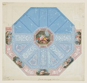 view Design for a Painted Octagonal Panel digital asset number 1