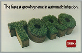 view The Fastest Growing Name in Automatic Irrigation, Toro digital asset number 1
