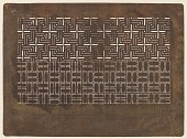 view labyrinth and brick patterns digital asset number 1