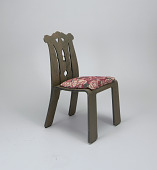 "view #662 ""Chippendale"" Chair digital asset number 1"