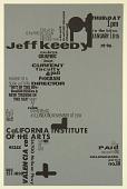 view Cal Arts Program in Graphic Design Announcement: ...Jeff Keedy... digital asset number 1