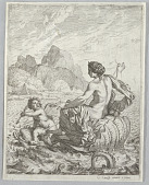 view Venus and Cupid on the Sea digital asset number 1