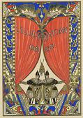 view Cover Design: L'Illustration, Noël, 1931 digital asset number 1