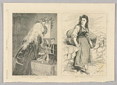 """view """"Mon Brave!"""", Illustration for Every Saturday (January 21, 1871, p. 65) digital asset number 1"""