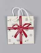 view Chanel: Red Ribbon digital asset number 1