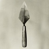 view Bricklayer's Pointing Trowel, by Marshaltown Trowel Co., $1.35 digital asset number 1