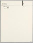 view IBM, Half Sheet Letterhead digital asset number 1