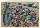 view Fishermen Playing digital asset number 1