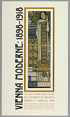 view Vienna Moderne: 1898-1918 digital asset number 1