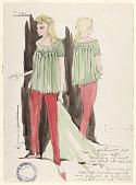view Costume Design: Dolores Haze (Lolita), for Lolita digital asset number 1
