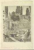 view New York Spring, 1931 digital asset number 1