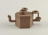 view Hexagonal Landform Teapot # 2 digital asset number 1